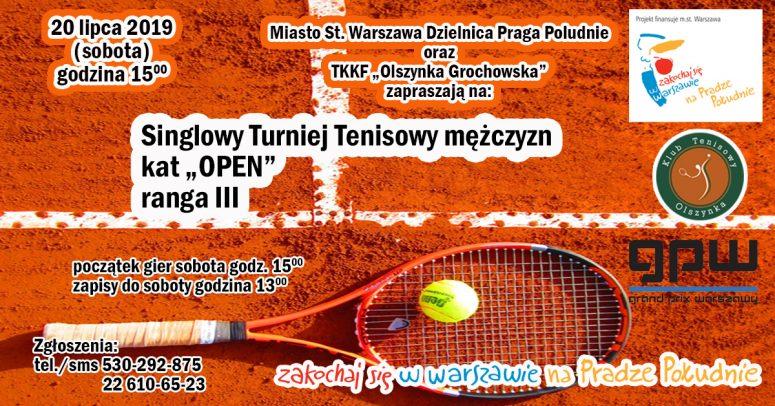 2019-07-20 singiel M mazowieckie deblowe grand prix